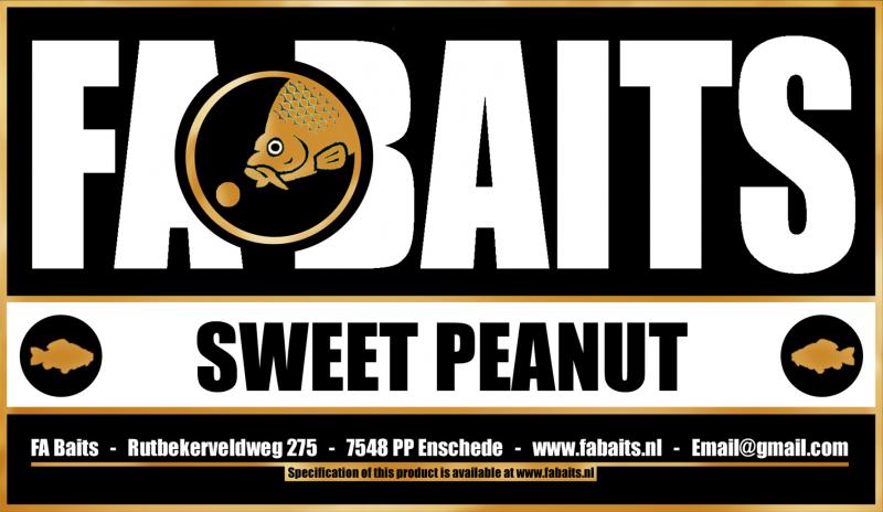 FA Baits Sweet Peanut Logo 2